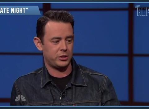 News video: Desperate Colin Hanks Watched 'True Detective' Finale With Total Strangers