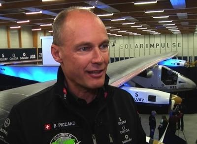 News video: Swiss Unveil New Solar Plane for Global Flight