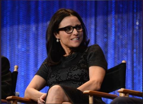 News video: Julia Louis-Dreyfus Bares Her John Hancock On The Cover Of 'Rolling Stone'